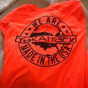 YAK ATTACK Shirts - YAK ATTACK LONG SLEEVE SHIRT
